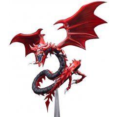 Jukochodai Yu-Gi-Oh! Duel Monsters Pre-Painted Figure: Slifer the Sky Dragon Egyptian God Kotobukiya