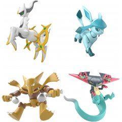 Shodo Pokemon 7: Pokemon (Set of 10) Bandai Entertainment