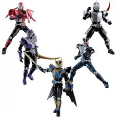 SO-DO Chronicle Kamen Rider Ryuki 2 (Set of 10 Packs) Bandai Entertainment