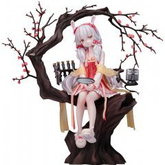 Azur Lane 1/7 Scale Pre-Painted Figure: Laffey White Rabbit Welcomes the Spring Ver. B'full Fots Japan