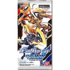 Digimon Card Game Booster Double Diamond BT-06 (24 packs) Bandai Entertainment