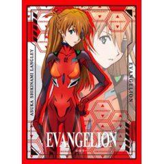 Evangelion: 3.0+1.0 Chara Sleeve Collection Matte Series No. MT1086: Shikinami Asuka Langley Movic