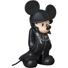 Kingdom Hearts Pre-Painted Figure: King Mickey Medicom