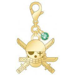 One Piece - Roronoa Zoro Mask Charm Tapioca