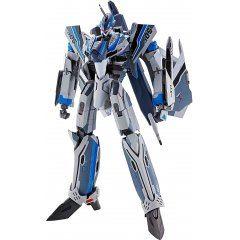 DX Chogokin Macross Delta Movie Absolute Live!!!!!!: First Limited Edition VF-31AX Kairos Plus (Hayate Immelman Use) Tamashii (Bandai Toys)