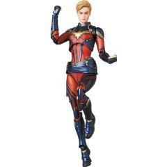 MAFEX Avengers Endgame: Captain Marvel Endgame Ver. Medicom
