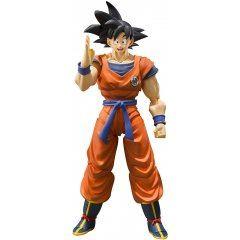 S.H.Figuarts Dragon Ball Z: Son Goku A Saiyan Raised on Earth (Re-run) Tamashii (Bandai Toys)