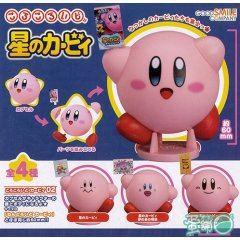 Korokoroid Kirby's Dream Land 02 (Set of 4 pieces) Good Smile