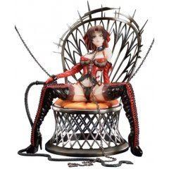 Black Lagoon 1/7 Scale Pre-Painted Figure: 20th Anniversary Revy Scarlet Queen Ver. Medicos Entertainment