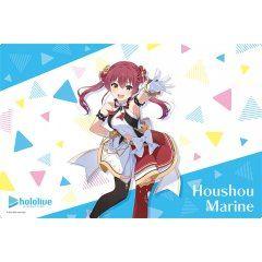 Bushiroad Rubber Mat Collection V2 Vol. 140 Hololive Production Houshou Marine Hololive 1st Fes. Non Stop Story Ver. BushiRoad