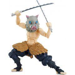 figma Styles No. 533 Demon Slayer Kimetsu no Yaiba: Inosuke Hashibira [GSC Online Shop Limited Ver.] Max Factory