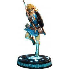 The Legend of Zelda: Breath of the Wild - Statuette peinte en PVC Link [Collector's Edition] (Réexécution) First4Figures