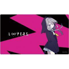 Loopers: Mia 2 Rubber Mat Curtain Damashii