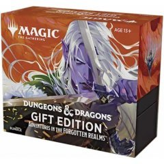 Magic: The Gathering - Adventures in the Forgotten Realms Bundle Gift Edition English Ver. Wizards of the Coast