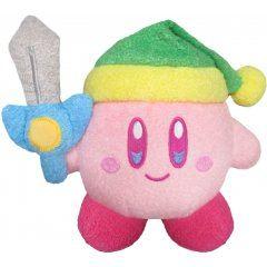 Kirby's Dream Land Kirby Muteki! Suteki! Closet Plush: MSC-001 Sword (Re-run) San-ei Boeki