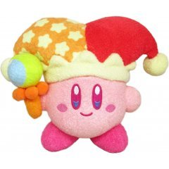 Kirby's Dream Land Kirby Muteki! Suteki! Closet Plush: MSC-012 Beam San-ei Boeki