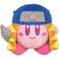 Kirby's Dream Land Kirby Muteki! Suteki! Closet Plush: MSC-013 Ninja San-ei Boeki