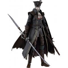 figma No. 536 Bloodborne The Old Hunters: Lady Maria of the Astral Clocktower Max Factory