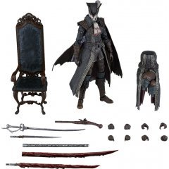 figma No. 536-DX Bloodborne The Old Hunters: Lady Maria of the Astral Clocktower DX Edition Max Factory