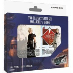 Final Fantasy - Trading Card Game Two-Players Starter Set Avalanche VS Shinra (Japanese Ver.) Hobby Japan