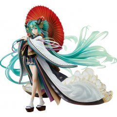 Character Vocal Series 01 Hatsune Miku 1/7 Scale Pre-Painted Figure: Hatsune Miku Land of the Eternal Good Smile