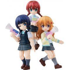 Aqua Shooters! Feat. Nijigasaki High School Idol Club 03 (Set of 3 Pieces) Bandai Entertainment