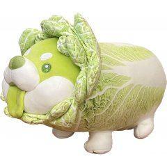 Vegetable Fairy Series Plush: Cabbage Dog 45cm Dodowo