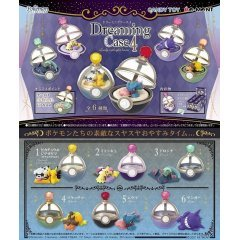 Pokemon Dreaming Case 4 Lovely Midnight Hours (Set of 6 Pieces) Re-ment