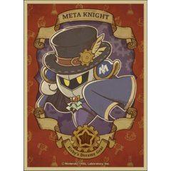 Kirby's Dream Land Character Sleeve: Kirby's Dreamy Gear Meta Knight EN-1039 Ensky