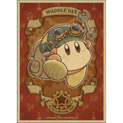 Kirby's Dream Land Character Sleeve: Kirby's Dreamy Gear Waddle Dee EN-1040 Ensky