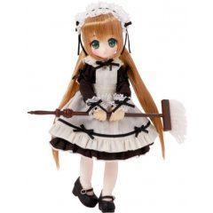Lil' Fairy Small Maid 1/12 Scale Fashion Doll: Lipu 7th Anniversary Normal Mouth Ver. Azone