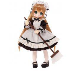 Lil' Fairy Small Maid 1/12 Scale Fashion Doll: Lipu 7th Anniversary Big Smile Mouth Ver. Azone