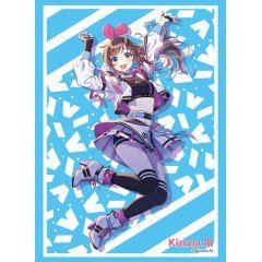 Bushiroad Sleeve Collection High-grade Vol. 3027 Kizuna AI 5th Birthday Live A.I. Party 2021 Ver. BushiRoad