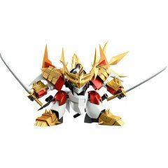 Shin Mashin Hero Wataru PLAMAX MS-16: Metal Jacket Senoumaru Max Factory
