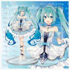 Vocaloid Hatsune Miku Wonderland Figure: Hatsune Miku Cinderella Ver. Taito