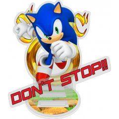 Sonic The Hedgehog Acrylic Stand  Cospa