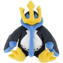 Pokemon All Star Collection Plush Toy: PP208 Empoleon San-ei Boeki
