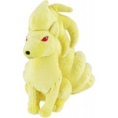 Pokemon All Star Collection Plush Toy: PP212 Ninetales San-ei Boeki