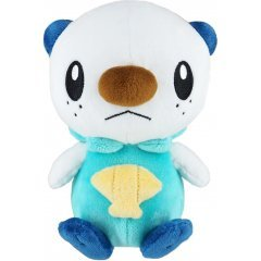 Pokemon All Star Collection Plush Toy: PP213 Oshawott San-ei Boeki