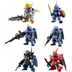 Mobile Suit Gundam Unicorn: FW Gundam Converge 10th Anniversary #Selection 01 (Set of 10 Packs) Bandai Entertainment