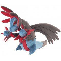 Pokemon All Star Collection Plush Toy: PP215 Hydreigon San-ei Boeki