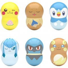 Coo'nuts Pokemon 6 (Set of 14 Packs) Bandai Entertainment
