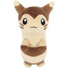 Pokemon All Star Collection Plush Toy: PP201 Furret San-ei Boeki