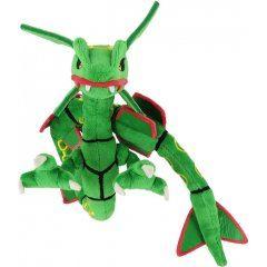 Pokemon All Star Collection Plush Toy: PP207 Rayquaza San-ei Boeki