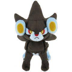 Pokemon All Star Collection Plush Toy: PP209 Luxray San-ei Boeki