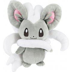 Pokemon All Star Collection Plush Toy: PP214 Cinccino San-ei Boeki