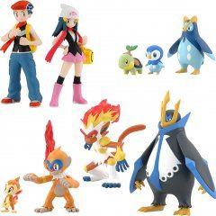 Pokemon: Pokemon Scale World Sinnoh Region Set Bandai Entertainment