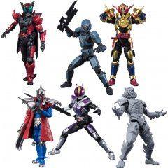 Shodo-O Kamen Rider 8 (Set of 10 Packs) Bandai Entertainment