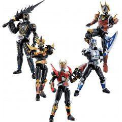 SO-DO Chronicle Kamen Rider Ryuki 3 (Set of 10 Packs) Bandai Entertainment