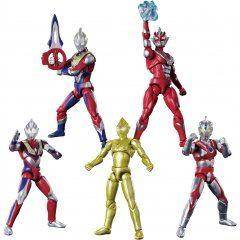 Ultraman: Choudou Alpha Ultraman (Set of 10 Packs) Bandai Entertainment